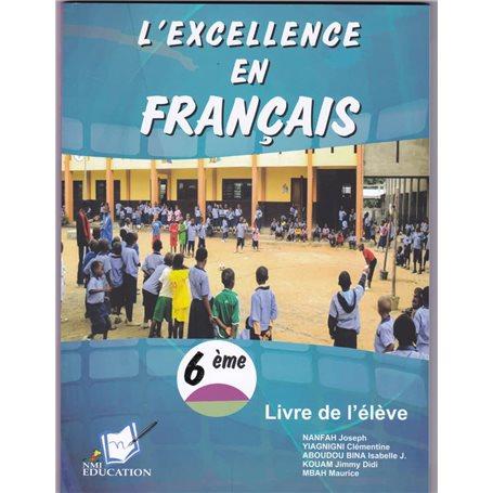 L'excellence en français 6ème | Niveau 6ème