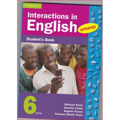 Interaction In English | Niveau 6ème