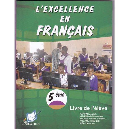 L'excellence en français 5ème | Niveau 5ème
