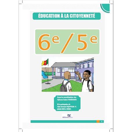 Education à la Citoyenneté 6ème/5ème | Niveau 5ème