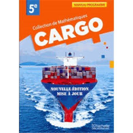 CARGO Collection de Mathématiques 5e | Niveau 5ème