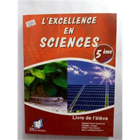 L'Excellence en Sciences | Niveau 5ème