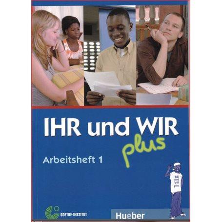 IHR WIR Plus 1 (Allemand) | Niveau 4ème