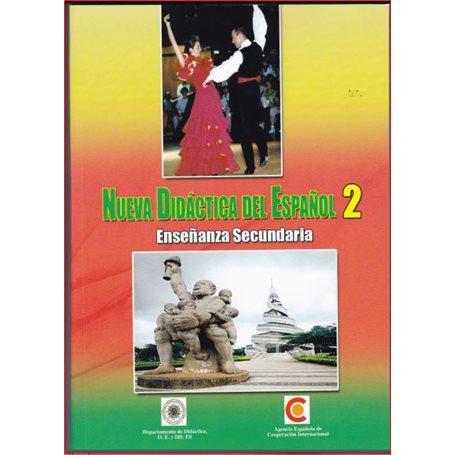 Nueva Didactica Del Espagnol 4ème | Niveau 4ème