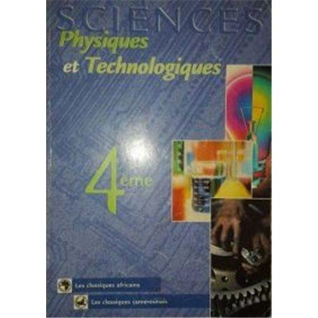 Physique, Chimie, Technologie | Niveau 4ème