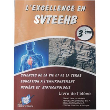 L'excellence en SVTEEHB | Niveau 3ème