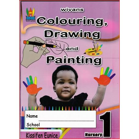 Wivansclouring, drawing and painting | Level Nursery One