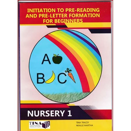 Initiation to Pre-reading, pre-letter formation | Level Nursery One