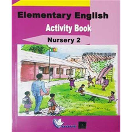 Elementary English | Level Nursery two