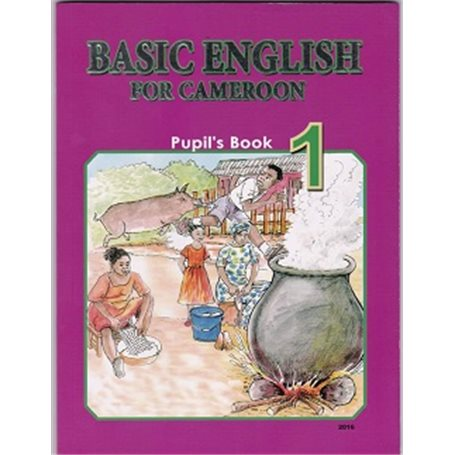 Basic English for Cameroon | Level Class I