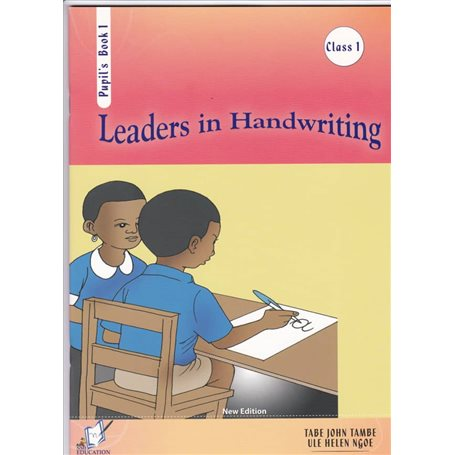 Leaders in Handwritting | Level Class I