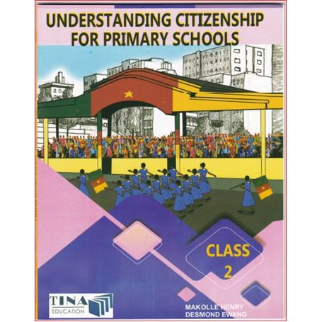 Understanding Citizenship for Primary Schools | Level Class II
