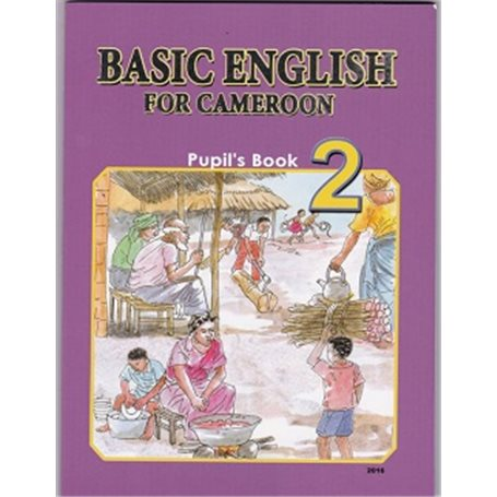 Basic English for Cameroon | Level Class II