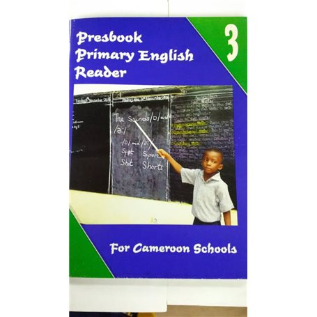 Pressbook primary English reader | Level Class III
