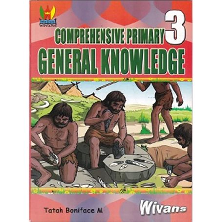 Comprehensive Primary General Knowledge | Level Class III