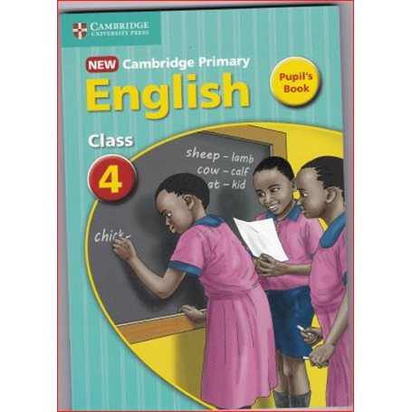 Cambridge Primary English | Level Class IV