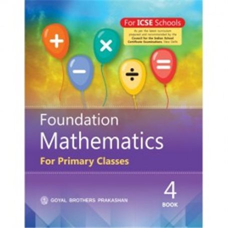 Foundation Primary Mathematics | Level Class IV