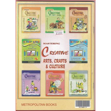 Creative Arts and Crafts (class III and IV) | Level Class IV
