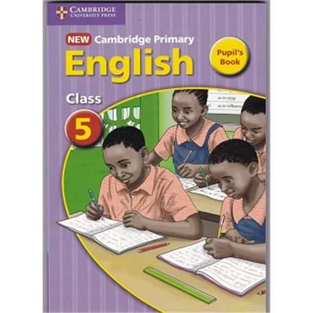 Cambridge Primary English | Level Class V