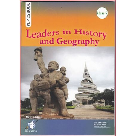 Leader in History and Geography | Level Class V