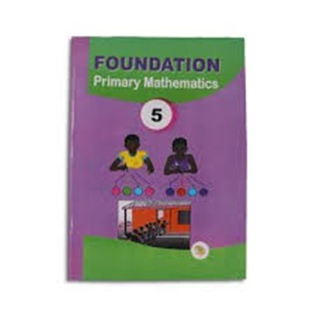 Foundation Primary Mathematics | Level Class V