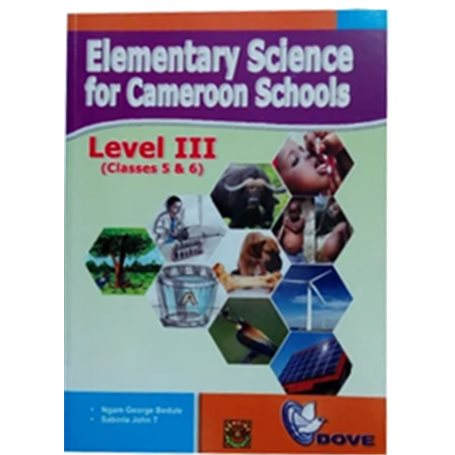 Elementary Science for Cameroon Schools | Level Class V