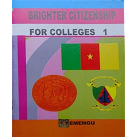 Brighter citizenship for colleges | Level Form 1