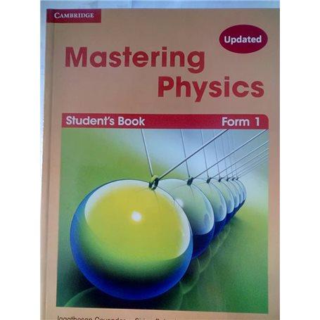Mastering Physics | Level Form 1