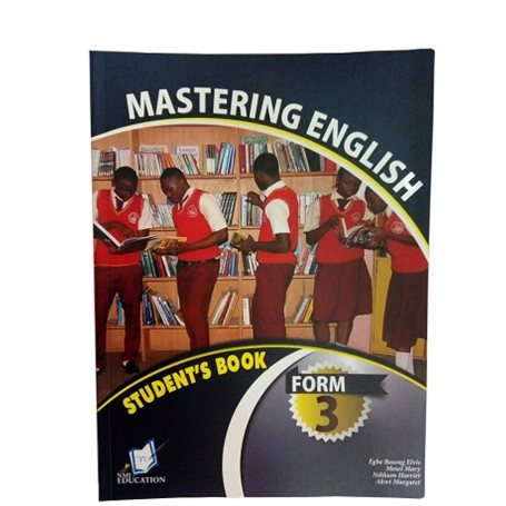 Mastering English | Level Form 3