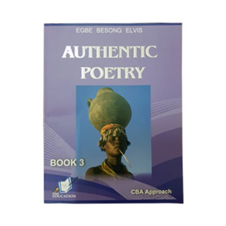 Authentic poetry (Book 3) | Level Form 3