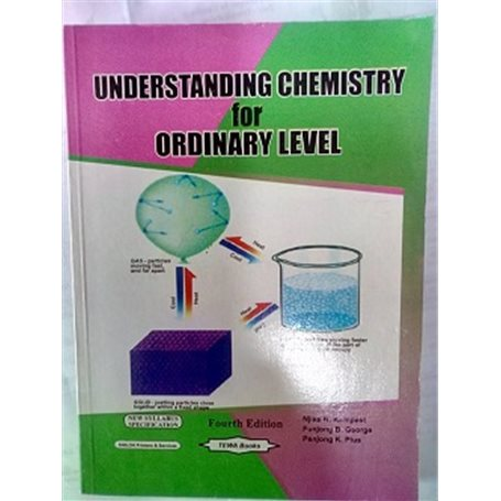 Understanding Chemistry | Level Form 3