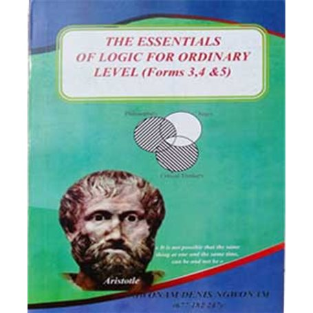 The essential of logic for ordinary Level | Level Form 4