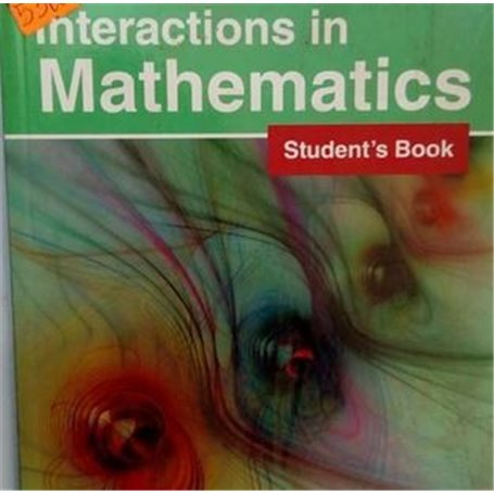 Interactions in mathematics | Level Form 4