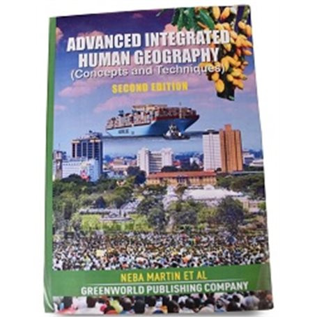 Advanced integrated human geography |Lower and Upper Six