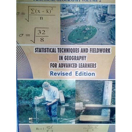 Statistical techniques and fieldwork in geography for advancedlearness |Lower and Upper Six
