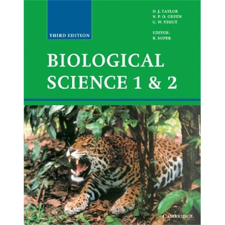 Biological science 1 and 2 |Lower and Upper Six