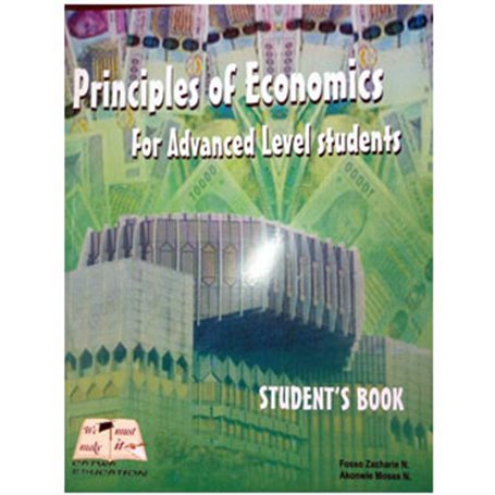 Principles for advanced level students |Lower and Upper Six
