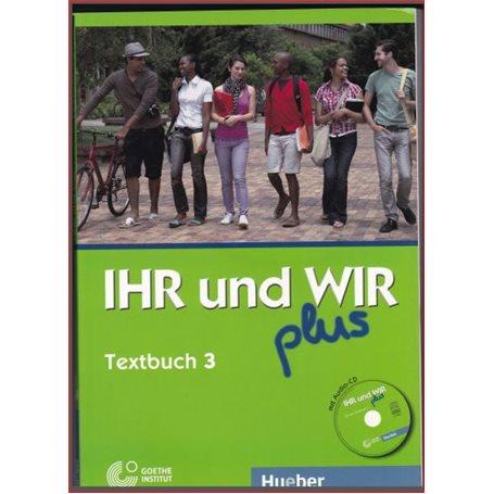 IHR und WIR Plus 3 (Allemand) | Niveau 2nde A et SES