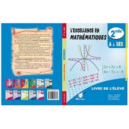 L'Excellence en Mathématiques | Niveau 2nde A et SES