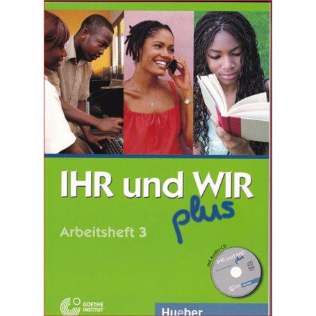 IHR und WiR Plus 3 (Allemand) | Niveau 1ère A et SES