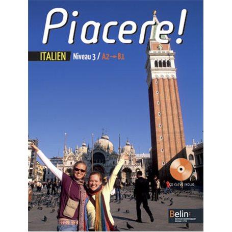 Placere Niveau 3/A2 (Italien) | Niveau 1ère A et SES