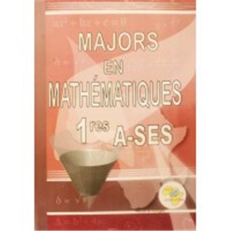 Majors en mathématiques | Niveau 1ère A et SES