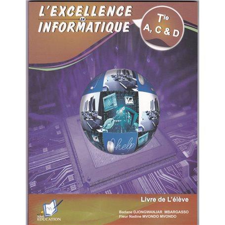 L'Excellence en Informatique Tle  A, C & D | Niveau Tle A et SES