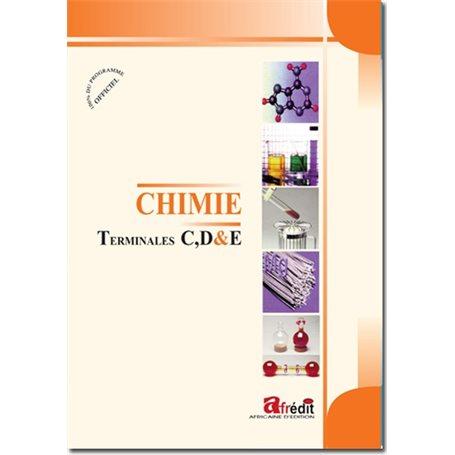Chimie, Tles C, D et E | Niveau Tle D et TI