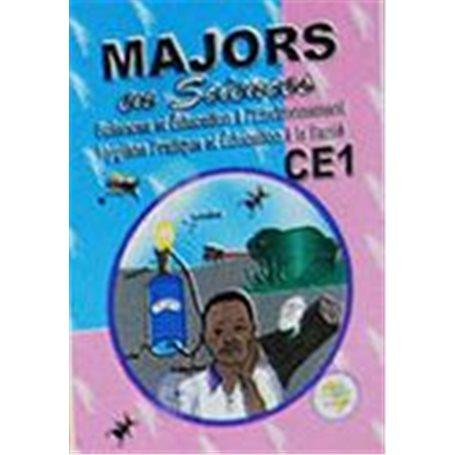 Majors en en sciences | Niveau  CE1
