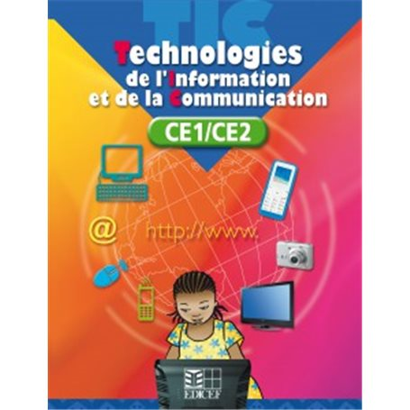 TIC: Livre unique CE1 et CE2 | Niveau  CE1