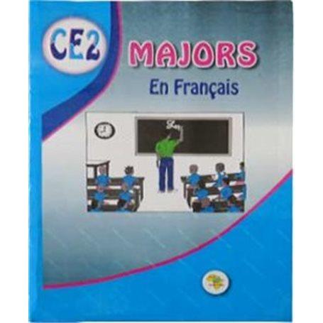 Majors en Français - Livre de l'élève | Niveau  CE2