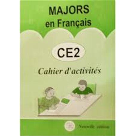MAJORS en Français - Cahier d'activités | Niveau  CE2