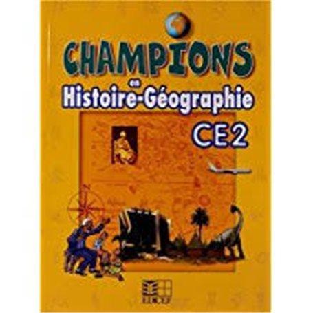 Champions en Histoire-Géographie | Niveau  CE2