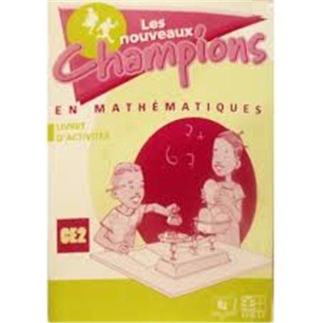 Les champions en Mathématiques | Niveau  CE2